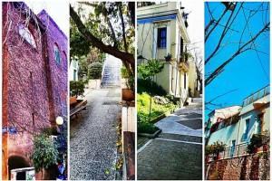 Μετς: Μια υπέροχη βόλτα στην... Μονμάρτη της Αθήνας!