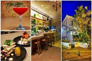 Σε ένα εντυπωσιακό αρχοντικό του 1900 θα βρεις ένα από τα πιο cool bar restaurant της πόλης!