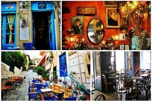 To ρετρό cafe της Πλάκας που σε ταξιδεύει στο γλυκό παρελθόν της Αθήνας!