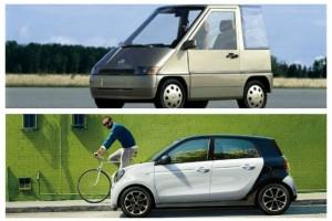 Λιλλιπούτεια οχήματα: Ποιο αυτοκίνητο ξεκίνησε τη μανία για τα Smart;