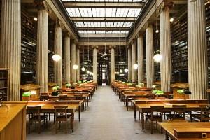 Επιχείρηση «καθαρά βιβλία»: Τι συνέβη στην Εθνική Βιβλιοθήκη της Ελλάδος