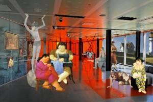 Μια παλιά οικογενειακή βιομηχανία μεταμορφώθηκε σε έναν υπέροχο χώρο τέχνης στον Πειραιά