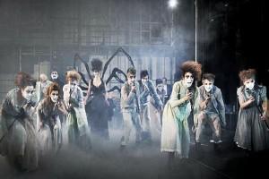 Οι «Δαιμονισμένοι» του Φιόντορ Ντοστογιέφσκι στο Εθνικό Θέατρο
