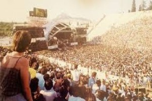 Rock in Athens: Η μεγαλύτερη συναυλία που έγινε ποτέ στην Αθήνα αναβιώνει με μοναδικό τρόπο στην Τεχνόπολη!