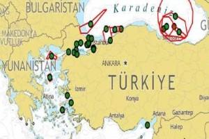 Η Τουρκία δεσμεύει περιοχή νότια από το Καστελόριζο για να κάνει ασκήσεις με πυρά! (photo)