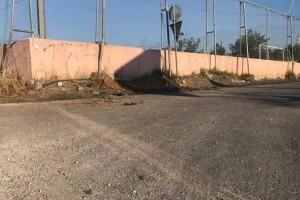 Ένας από τους πιο επικίνδυνους δρόμους της Θεσσαλονίκης, το σημείο όπου σκοτώθηκαν τα ξημερώματα τα 4 παιδιά στον Εύοσμο! (photos)