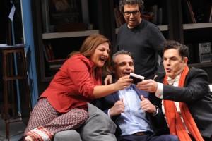 Κριτική θεάτρου: «Για όνομα…» των Mathieu Delaporte και Alexandre de La Patellière στο Θέατρο «Αλίκη»