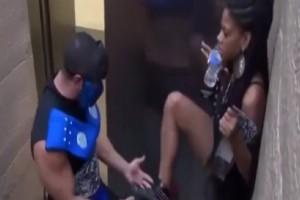 Γέλιο μέχρι δακρύων: Η πιο επική φάρσα που έχει γίνει ποτέ μέσα σε ασανσέρ! (video)