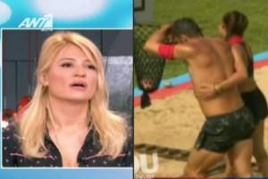 Έξαλλη η Σκορδά! Στόλισε δημοσίως την Ευρυδίκη Βαλαβάνη: «Είναι ντροπή της…» (Βίντεο)
