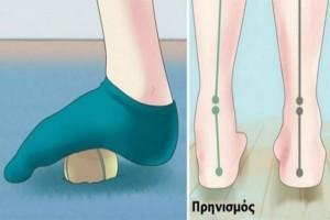 5+1 αποτελεσματικές ασκήσεις για να απαλλαγείτε από τους πόνους στα πόδια σε χρόνο μηδέν! Η 4η είναι χρυσάφι!