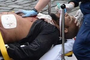 """Φωτογραφίες - ντοκουμέντο: Αυτός είναι ο τρομοκράτης που """"πάγωσε"""" το Λονδίνο"""