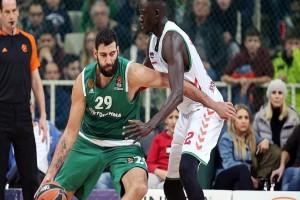 Euroleague: Παίζει τα ρέστα του για πλεονέκτημα  ο Παναθηναϊκός