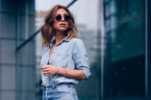 Street fashion: Τα top denim κομμάτια για την άνοιξη! (photos)