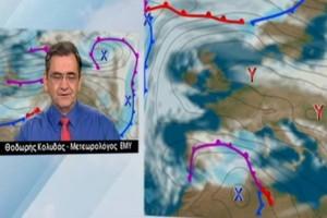 Επιτέλους! Ο Κολυδάς μιλάει για τον «ψυχρό» καιρό του Πάσχα και δίνει φοβερή πρόγνωση!