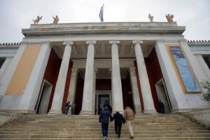 Το Εθνικό Αρχαιολογικό Μουσείο αφηγείται την αρχιτεκτονική του ιστορία (πρόγραμμα)