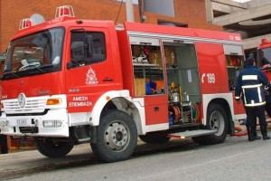 Χαμός στο κέντρο της Πάτρας: Φωτιά στο σπίτι της οικογένειας του Κωστή Στεφανόπουλου!