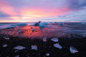 Η φωτογραφία της ημέρας: Ένα όμορφο ξημέρωμα στην Ανταρκτική!