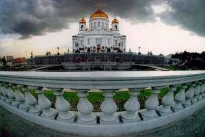 Η φωτογραφία της ημέρας: Ο Ναός του Σωτήρος Χριστού στη Μόσχα!