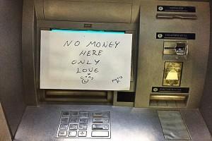 Η φωτογραφία της ημέρας: Γιατί το χρήμα δεν είναι το παν!