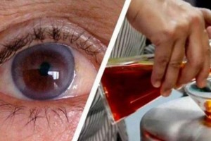Πετάξτε τα γυαλιά σας! Με αυτήν τη θαυματουργή συνταγή θα βελτιωθεί η όρασή σας κατά 97%
