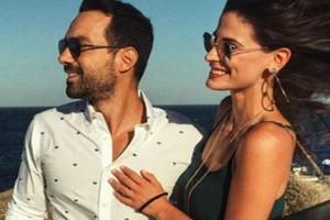 Σάκης Τανιμανίδης-Χριστίνα Μπόμπα: Οι χαλαρές στιγμές στον Άγιο Δομίνικο και το τοπίο που θα σας μαγέψει…