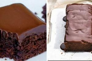 Φτιάξτε λαχταριστό νηστίσιμο κέικ, χωρίς αυγά και βούτυρο!