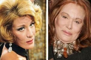 15 διάσημες Ελληνίδες ντίβες που ο χρόνος δεν τους φέρθηκε καθόλου καλά (photos)