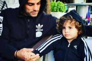 Αδιανόητο! Κανιβαλίζουν τον Στέλιο Χανταμπάκη στα social media – Τα απαράδεκτα σχόλια κάτω από φωτογραφία του γιου του
