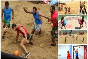 Ξετρελαθήκατε με το beach soccer στο Survivor; Δείτε ποια άλλα αθλήματα θα παίξουν οι παίκτες και θα πάθετε πλάκα (videos)