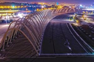 Η Φωτογραφία της Ημέρας: Το Ολυμπιακό Στάδιο της Αθήνας τη νύχτα