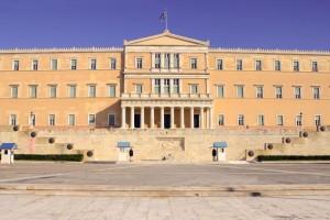 Θρήνος στην ελληνική Βουλή! Μεσίστια η σημαία