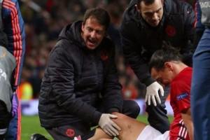 Σοκαριστικός τραυματισμός για Ιμπραΐμοβιτς βάζει τέλος στην καριέρα του! (video)