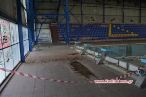 Σοκ στην Ξάνθη: Ανήλικος έπεσε από την οροφή κολυμβητηρίου!