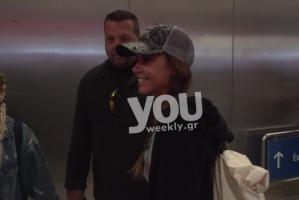 Αποκλειστικό! Επέστρεψε στην Ελλάδα η Ειρήνη Παπαδοπούλου! Τι δήλωσε για τον Στέλιο Χανταμπάκη; (Βίντεο)