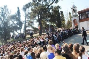 Ο Άγιος Γεώργιος του Κουδουνά! Χιλιάδες Μουσουλμάνοι τρέχουν εκεί για προσκύνημα…