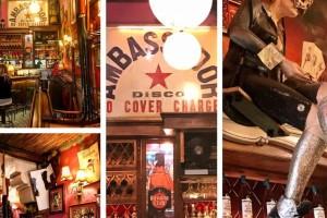 Μπήκαμε στο πιο ατμοσφαιρικό bar της Αθήνας: Εκεί που οι ψαγμένοι δίνουν ραντεβού για ένα τελευταίο ποτό (photos)