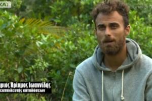 Survivor Αποκάλυψη: Οι μαχητές οργανώθηκαν να διώξουν τον Μάριο με προτροπή του...(video)