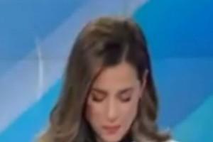 Ξέσπασε σε λυγμούς η Εύα Αντωνοπούλου κατά την διάρκεια του δελτίου ειδήσεων! Τα δάκρυα που δεν κατάφερε να συγκρατήσει! (video)