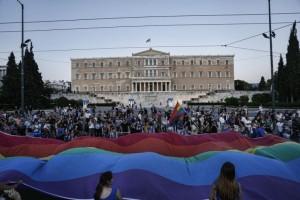 Όλα έτοιμα για το φετινό Athens Pride 2017 στο Σύνταγμα!