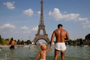 Η φωτογραφία της ημέρας: Ο καύσωνας χτυπάει την Ευρώπη!