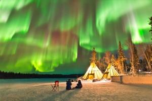 H φωτογραφία της ημέρας: Μια μαγευτική νύχτα στην Αλάσκα κάτω από το Βόρειο Σέλας!