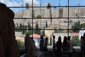 Μουσείο Ακρόπολης: Οκτώ χρόνια λειτουργίας και το γιορτάζει!