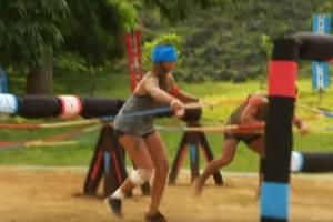 Survivor: Ο νικητής στο ατομικό αγώνισμα της Κυριακής έπαθλο και ασυλία!