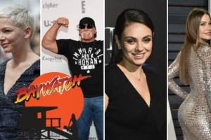 Baywatch: 9 διάσημοι που δεν θυμάσαι πως πέρασαν από την σειρά!