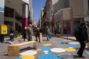 Η πρωτεύουσα αλλάζει όψη: Τέσσερις νέοι πεζόδρομοι από την Πέμπτη στο κέντρο της Αθήνας! (photos)