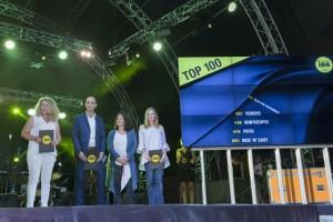 Δύο βραβεία για τα εστιατόρια Νice n Εasy στα Restaurant 100 Awards Ceremony