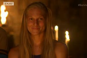 Survivor- Τώρα: Στην Ελλάδα η Σάρα Εσκενάζυ! Την υποδέχτηκαν στο αεροδρόμιο με παστίτσιo!