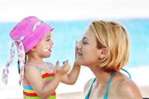 Με ποια κριτήρια θα πρέπει να επιλέξετε το κατάλληλο αντηλιακό για το παιδί σας!
