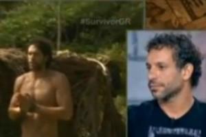 Survivor Πανόραμα: Ο Χρανιώτης άδειασε on air τον Σπαλιάρα για το ψέμα με τον Κοκκινάκη! (video)