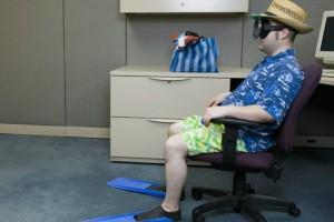 Έρευνα αποκαλύπτει για ποιο λόγο δεν μπορούμε να δουλέψουμε το καλοκαίρι!